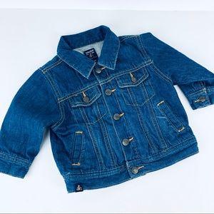 GAP Jackets & Coats - HOST PICK Baby Gap Denim Lined Jean Jacket Snap
